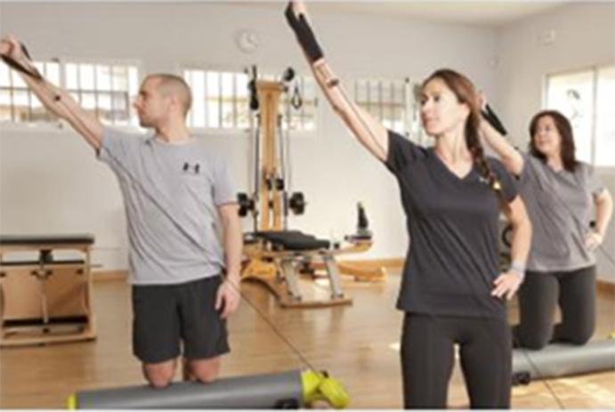 Tecnosport organiza un taller de Motr de Pilates