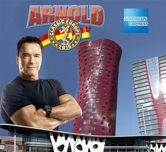 La I Arnold Classic Europe en Barcelona abrirá en marzo la venta de entradas
