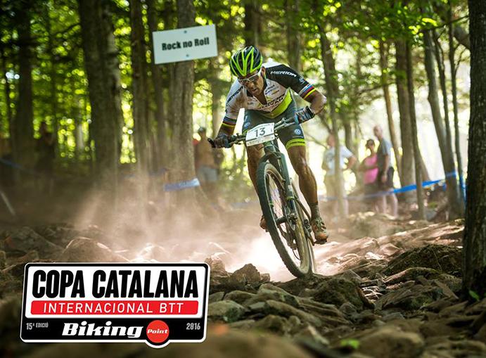 La Copa Catalana Internacional Biking Point arrancará en Banyoles