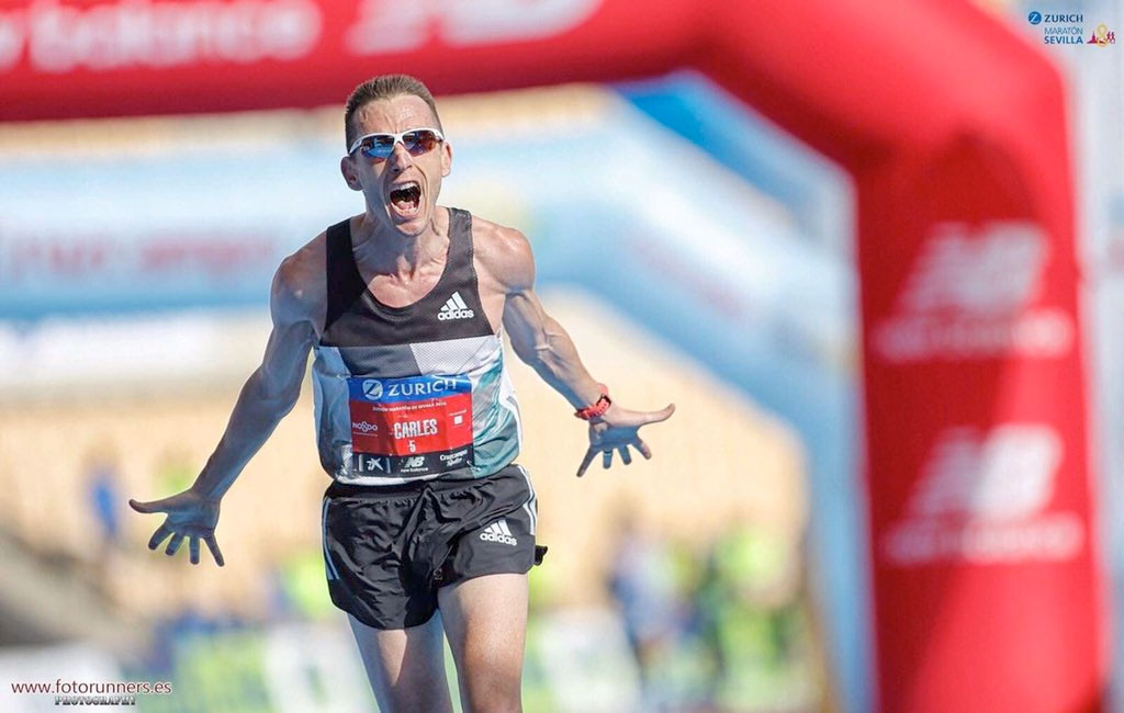 """Carles Castillejo: """"El de Río será mi último maratón pero no tengo presión, lo tengo todo hecho ya"""""""
