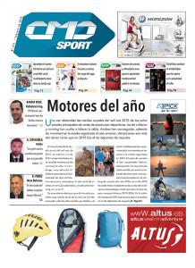CMDsport portada numero 374 febrero 2016 374