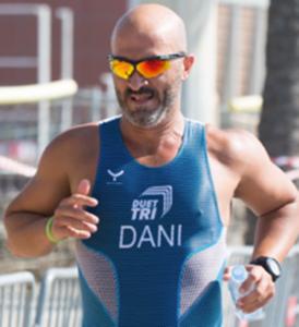 Daniel Serrano, director deportivo de Duet Sports.