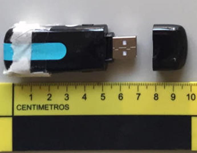 Un detenido por instalar una microcámara en los aseos de un gimnasio de Murcia
