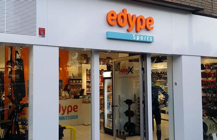 Edype Sports estudia la apertura de más tiendas de fitness tras instaurarse en Madrid