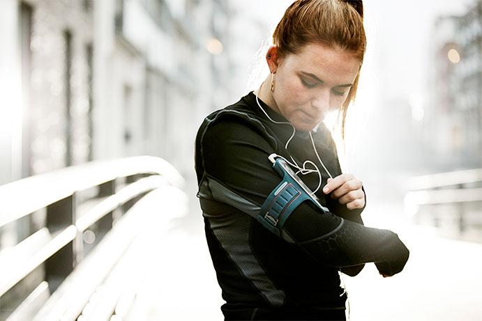 El running hace crecer un 24% la venta de gadgets deportivos