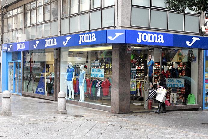 Ránking de tiendas de deporte monomarca en España