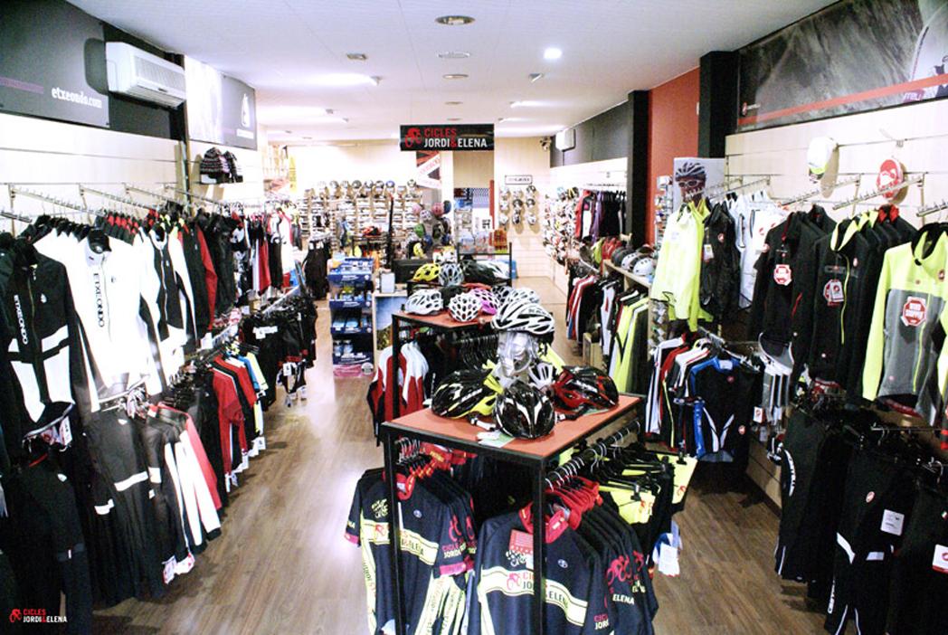 Cicles Jordi i Elena fusionará sus dos tiendas de Terrassa en un local más grande