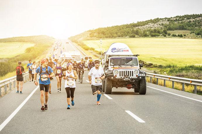 La Wings For Life World Run 2016 española se correrá en Valencia