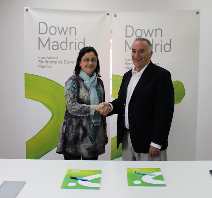 Down Madrid prepara un duatlón solidario
