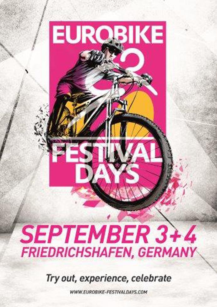 Eurobike lanza una nueva campaña publicitaria para sus 'Festival Days'