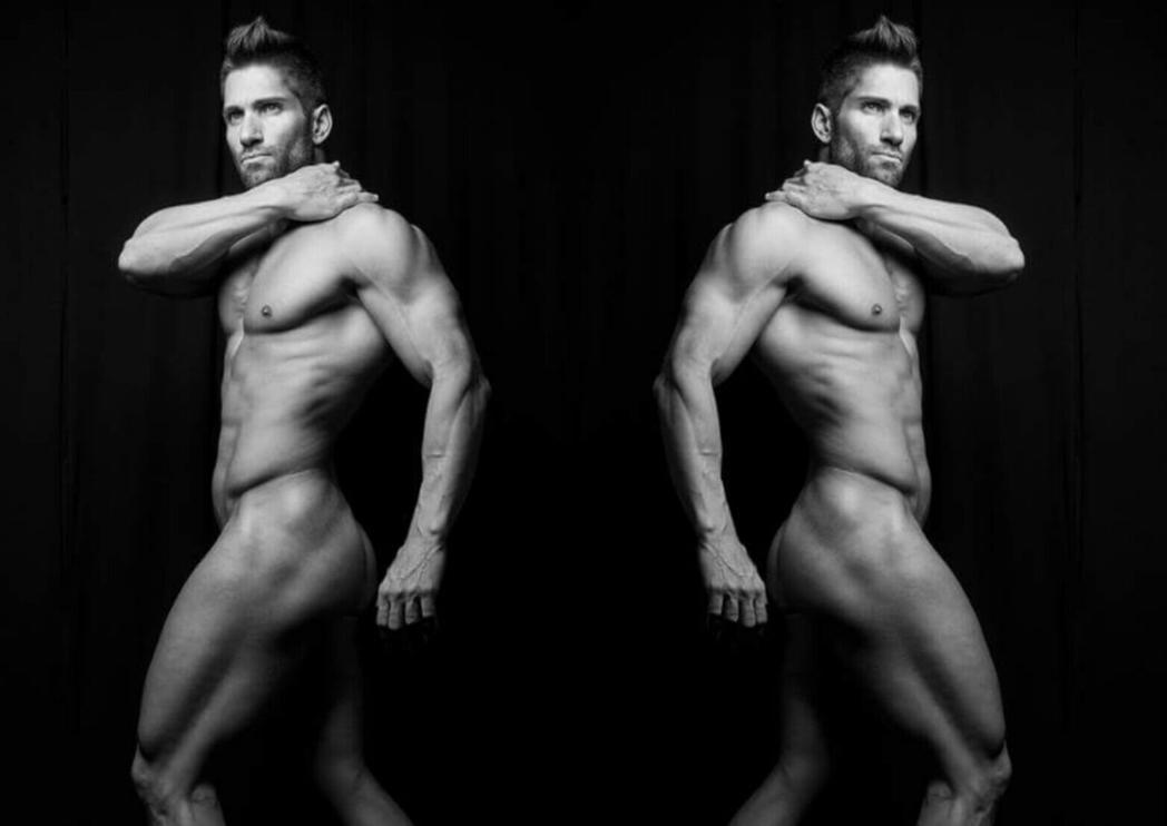 """Jonathan Bueno: """"No todo vale para tener un cuerpo bonito"""""""