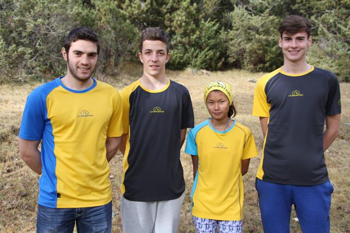 Nuevo Junior Team de La Sportiva para la temporada 2016