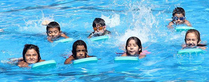 natación deporte infantil recomendable