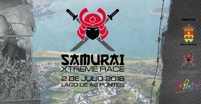 Nace la carrera de obstáculos Samurai Xtreme Race