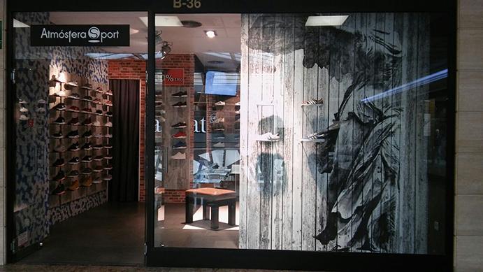 Atmósfera Sport impulsa su división de tiendas de moda deportiva, 'Black'