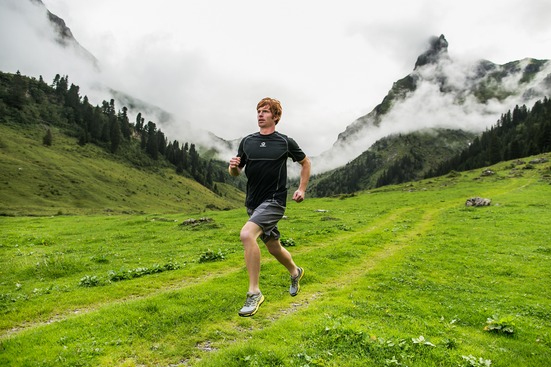Novedades calzado trail running hombre primavera-verano 2016