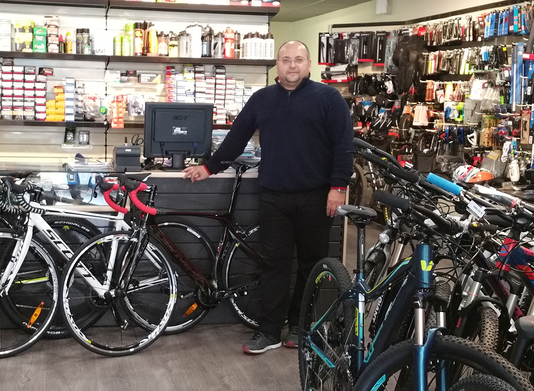 """Cicles JK: """"La mayoría de proveedores de ciclismo no han notado la crisis"""""""