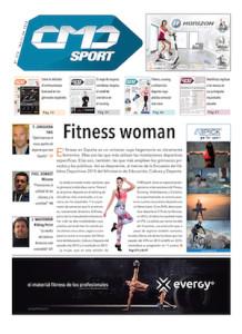 Las marcas anunciantes de la portada del número 376 de CMDsport son: HORIZON, ATIPICK y EVERGY.