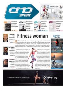 revista impresa de economía del mercado deportivo, CMDsport 376
