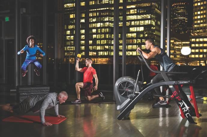 Life Fitness y GHsports unen esfuerzos en la venta de equipamiento Cybex