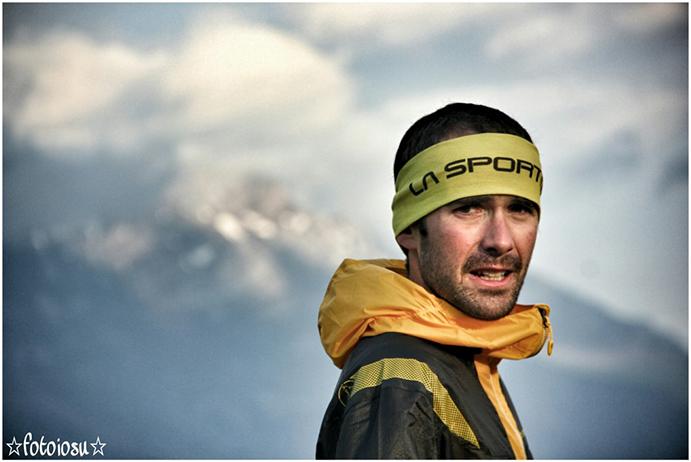 David López Castán correrá la Madrid Tactika Trail de San Agustín de Guadalix