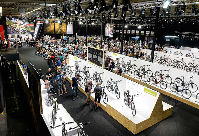 Derby Cycle dice adiós a Eurobike