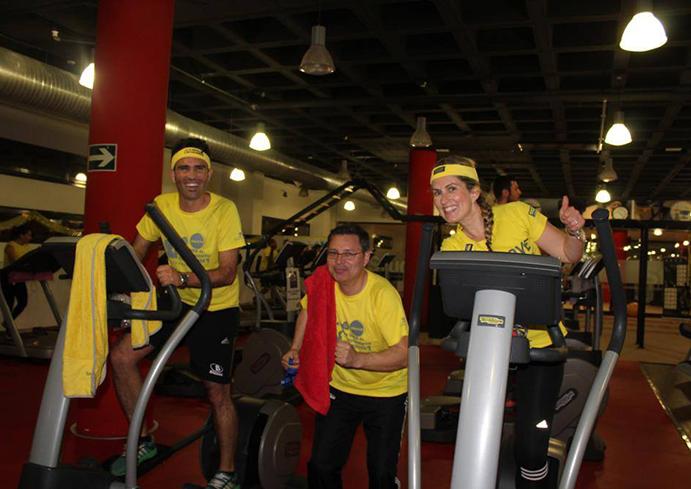 Los gimnasios Físico y Ego Sport Center, ganadores mundiales del reto solidario de Technogym