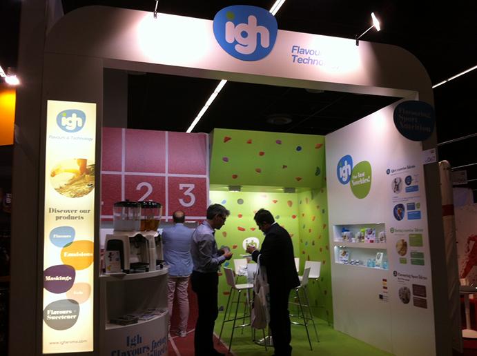 IGH en Fibo 2016
