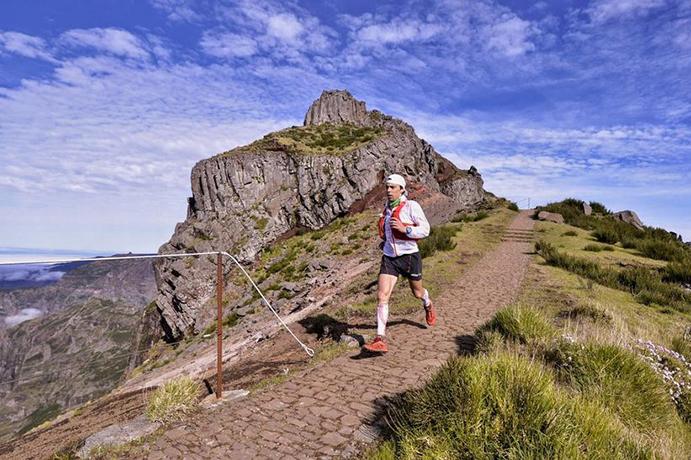 Tòfol Castanyer sube al podio de la Madeira Island Ultra Trail