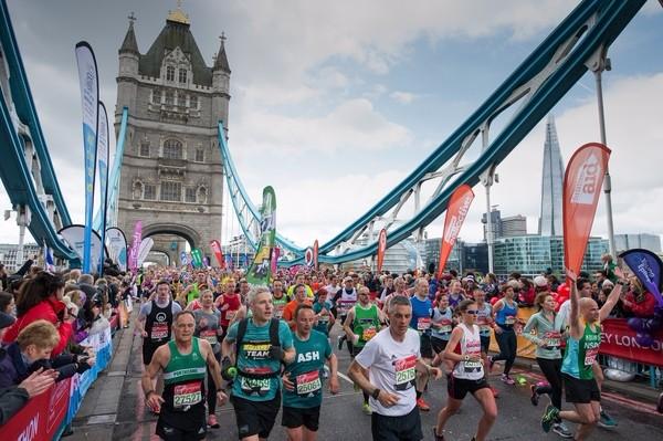 Kipchogue, a 8 segundos del récord del mundo en el Maratón de Londres