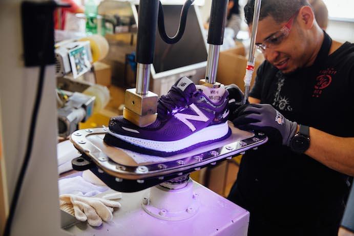 A la venta la primera zapatilla de running impresa en 3D, de New Balance