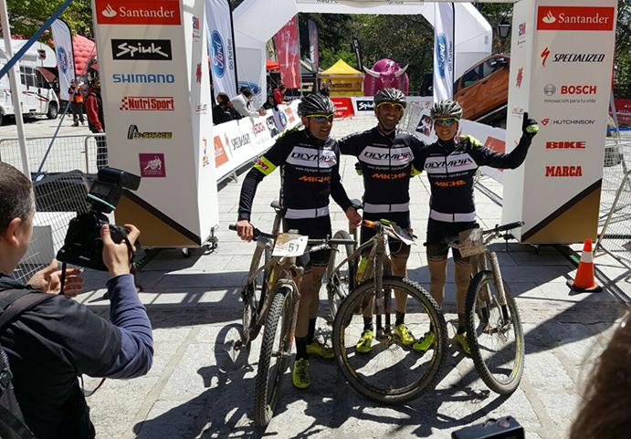 El Olympia Factory Cycling Team se impone en la Imperial Bike Tour