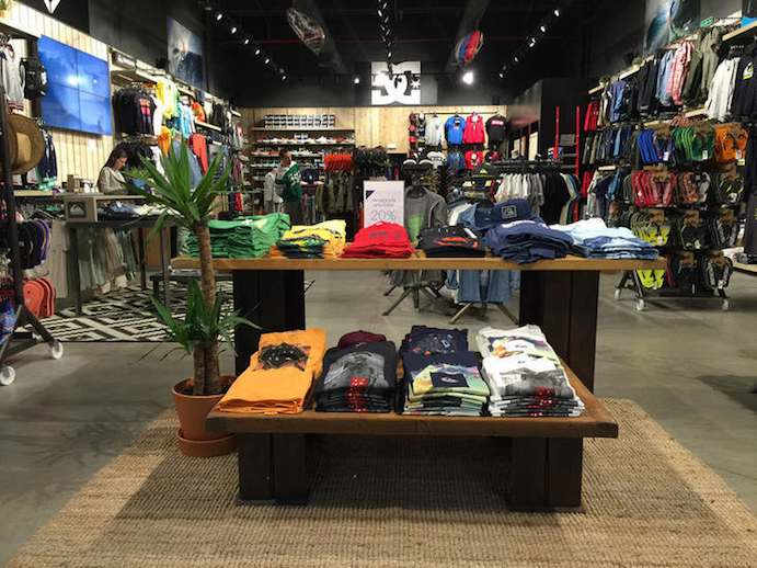 Quiksilver abre un outlet en Madrid