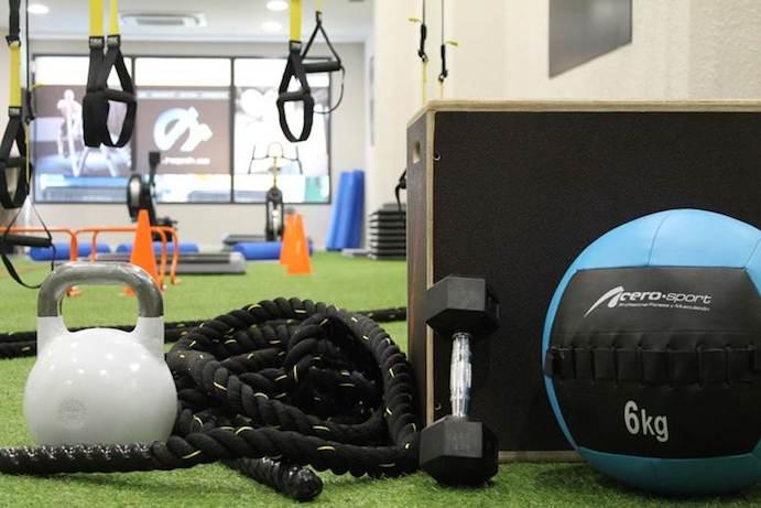 El gimnasio RBN Sport & Health amplía la zona de peso libre