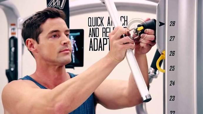 Rocfit presentará en la feria Gym Factory una nueva máquina multifunción