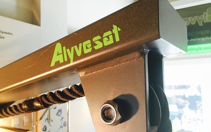 Alyvesat presentará la máquina Sport Rope en la feria Gym Factory