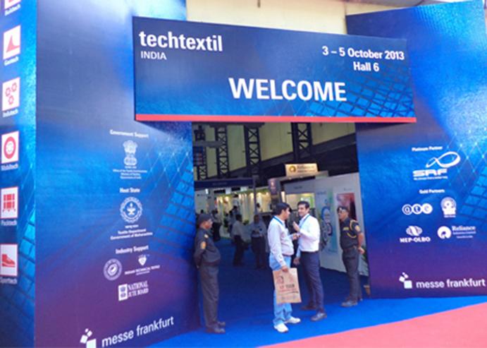 Texprocess contará con su propio pabellón en Techtextil India