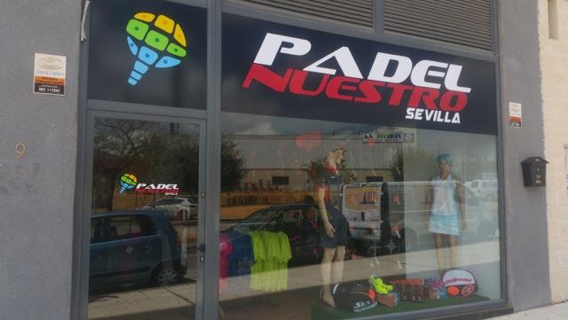 Padel Nuestro Sevilla, nueva tienda del grupo en Andalucía