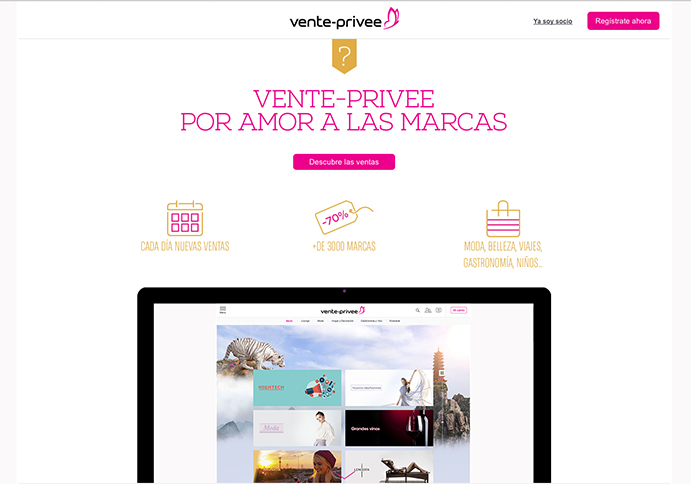 Vente Privée compra Privalia por casi 500 millones de euros