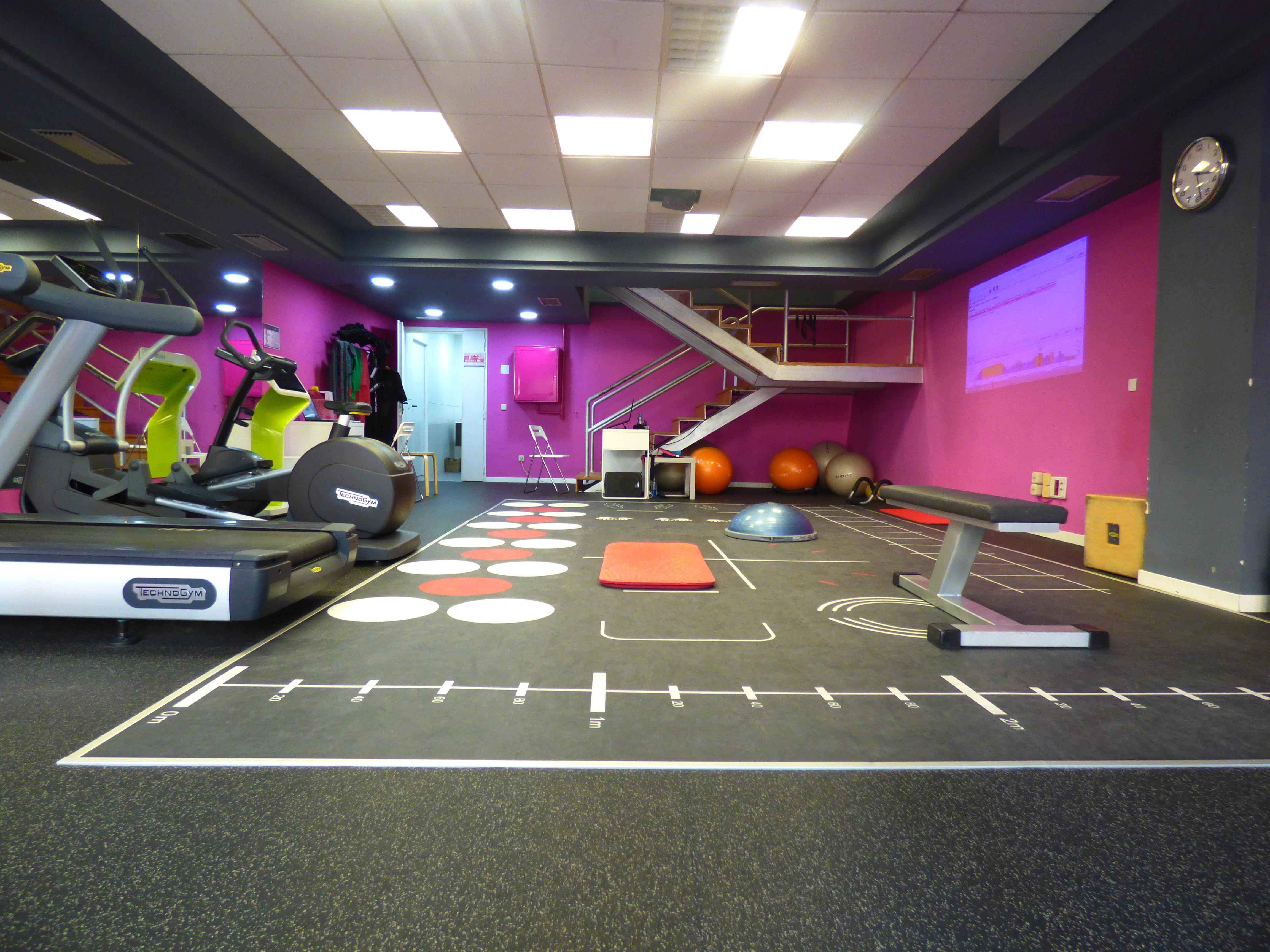Centros Fenómeno: fitness personalizado