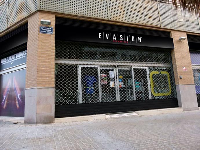 Evasion Running, S.L. presenta concurso de acreedores