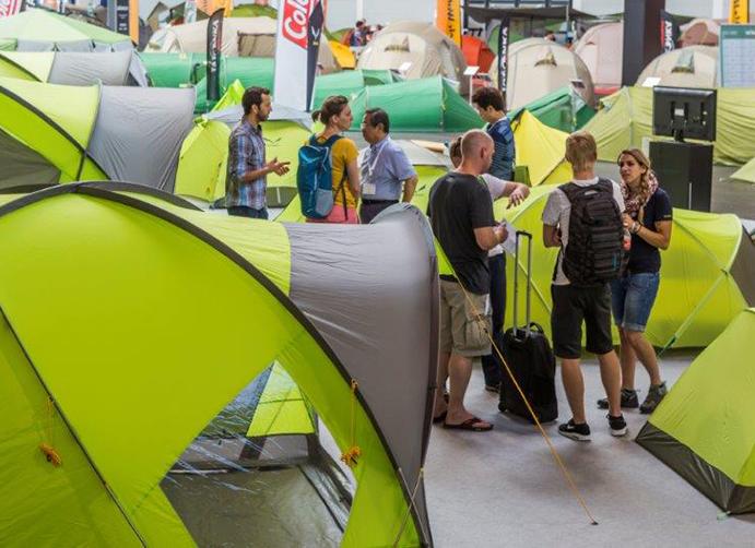 La feria OutDoor vuelve a superar los 900 expositores de 40 países