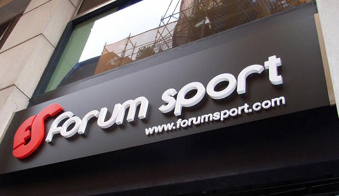 Forum Sport facturó más de 110 millones de euros en 2015