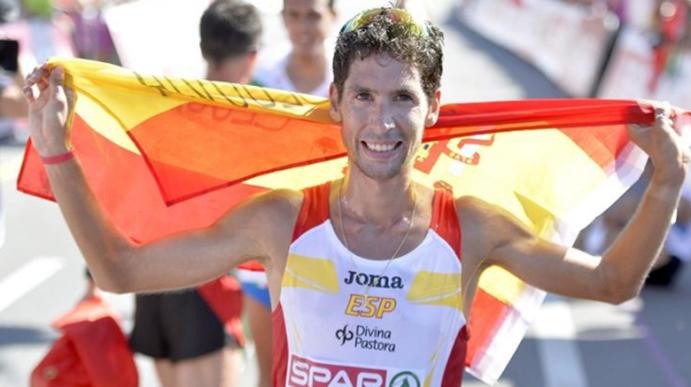 """Javier Guerra: """"Lograr el diploma olímpico en Río sería un sueño"""""""
