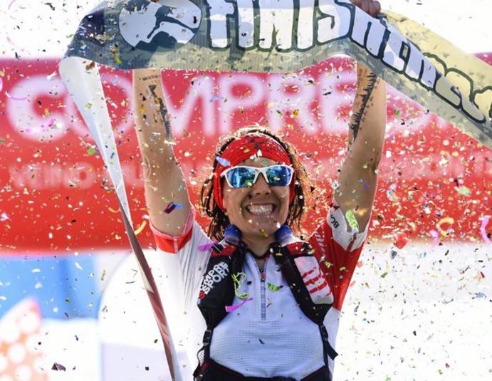 """Laia Díez: """"el 'boom' de trail-runners femeninas es una pasada"""""""