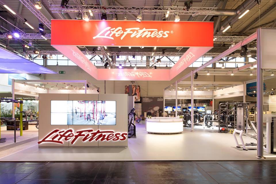 Life Fitness y Orthos realizarán demostraciones de productos en Gym Factory