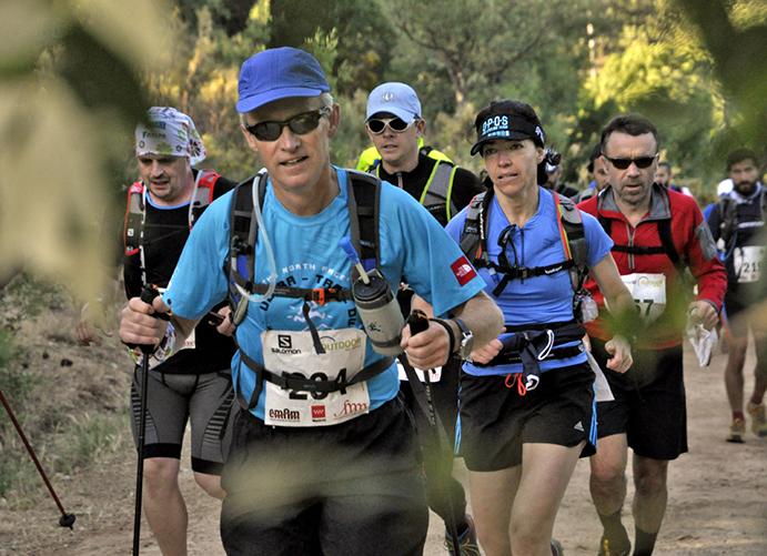 El Maratón Alpino Madrileño celebra su 20 aniversario
