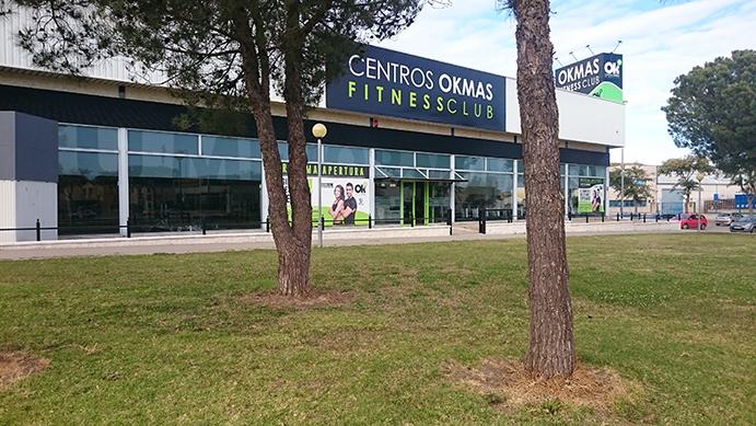 Gimnasios Deporocio OkMas Fitness