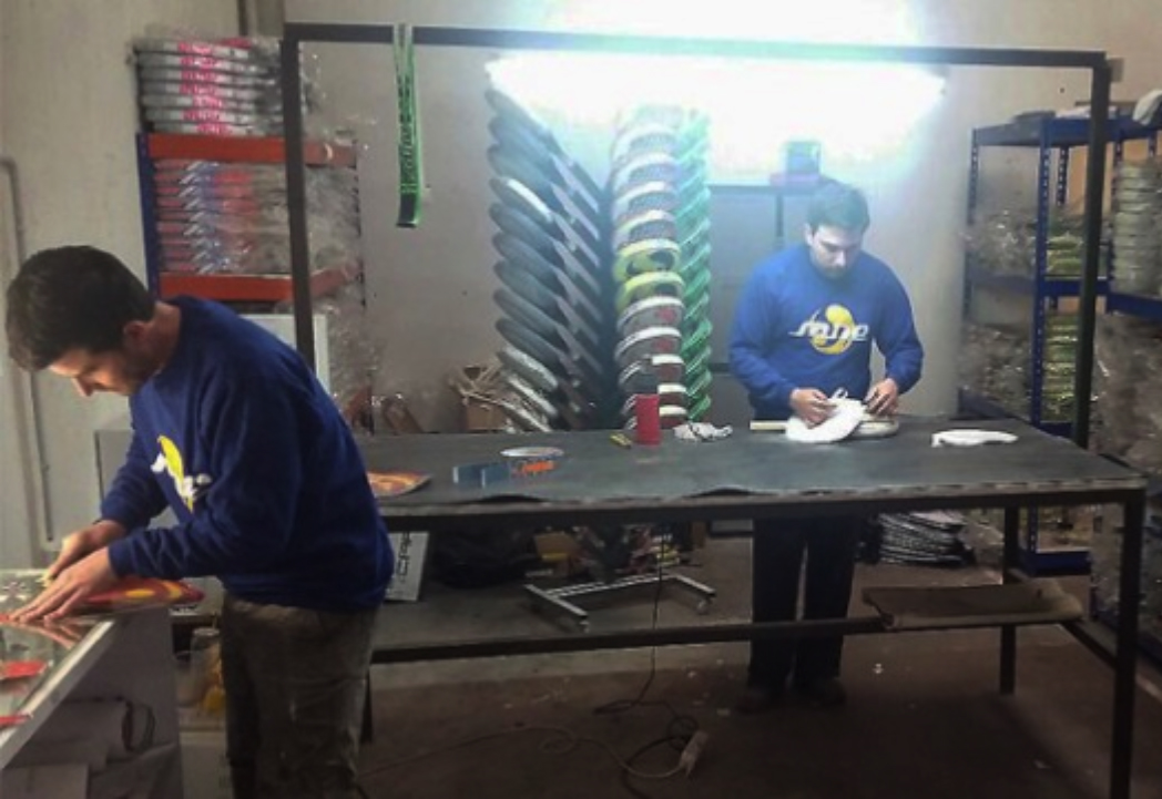 Sane abre una nueva fábrica en Arganda del Rey