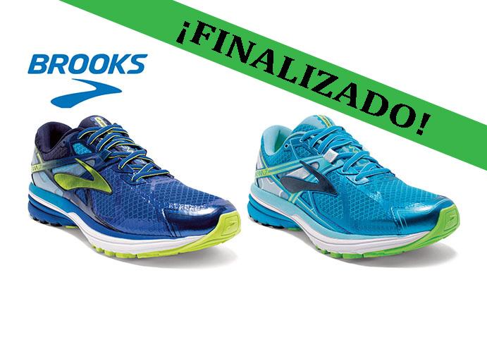 ¡FINALIZADO! SORTEO: Gana unas zapatillas Ravenna-7 de Brooks